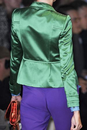 Показ Gucci коллекции сезона Весна-лето 2011 года prêt-à-porter - www.elle.ru - Подиум - фото 181751