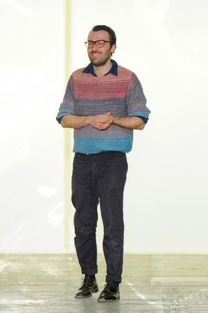 Показ James Long коллекции сезона Осень-зима 2011-2012 года Prêt-à-porter - www.elle.ru - Подиум - фото 242044