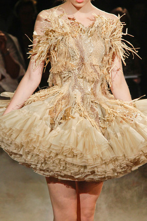 Показ Franc Sorbier коллекции сезона Осень-зима 2010-2011 года Haute couture - www.elle.ru - Подиум - фото 168081