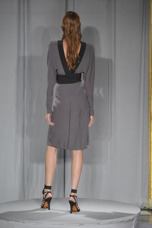 Показ Dominique Sirop коллекции сезона Осень-зима 2009-2010 года haute couture - www.elle.ru - Подиум - фото 87463
