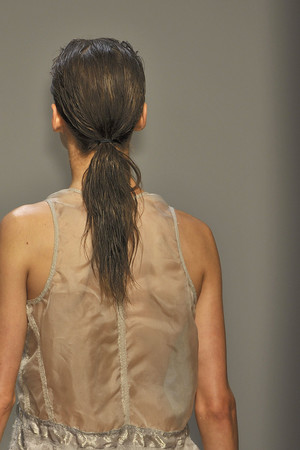 Показ Calvin Klein коллекции сезона Весна-лето 2010 года prêt-à-porter - www.elle.ru - Подиум - фото 111156
