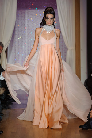 Показ Eric Tibusch коллекции сезона Весна-лето 2013 года Haute couture - www.elle.ru - Подиум - фото 478419