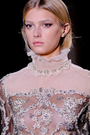 Показ Valentino коллекции сезона Весна-лето 2012 года Haute couture - www.elle.ru - Подиум - фото 333871