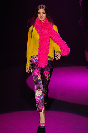 Показ Betsey Johnson коллекции сезона Осень-зима 2012-2013 года prêt-à-porter - www.elle.ru - Подиум - фото 345833