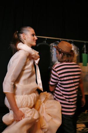 Показ Erin Fetherston коллекции сезона Весна-лето 2009 года prêt-à-porter - www.elle.ru - Подиум - фото 72890