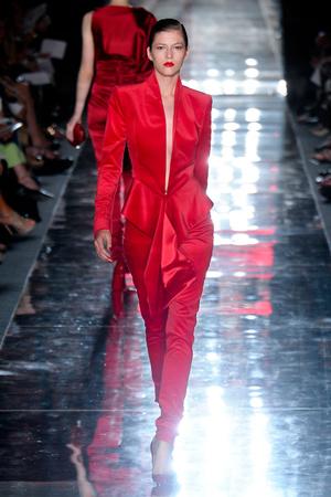 Показ Alexander Vauthier коллекции сезона Осень-зима 2011-2012 года haute couture - www.elle.ru - Подиум - фото 278108