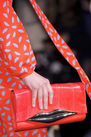Показ Diane Von Furstenberg коллекции сезона Осень-зима 2013-2014 года prêt-à-porter - www.elle.ru - Подиум - фото 508770