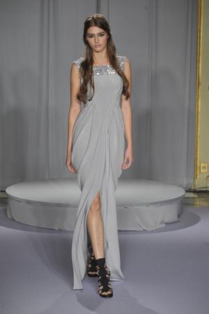 Показ Dominique Sirop коллекции сезона Осень-зима 2009-2010 года haute couture - www.elle.ru - Подиум - фото 87465