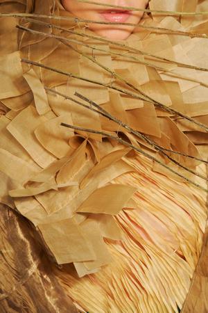 Показ Maurizio Galante коллекции сезона Весна-лето 2012 года Haute couture - www.elle.ru - Подиум - фото 331214