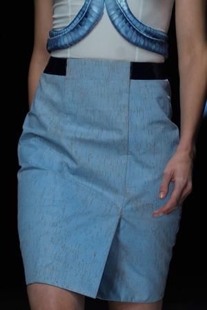 Показ Maxime Simoens коллекции сезона Весна-лето 2012 года Haute couture - www.elle.ru - Подиум - фото 333597