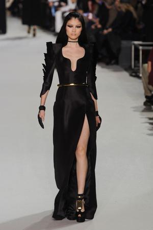 Показ Stephane Rolland коллекции сезона Весна-лето 2012 года Haute couture - www.elle.ru - Подиум - фото 331761
