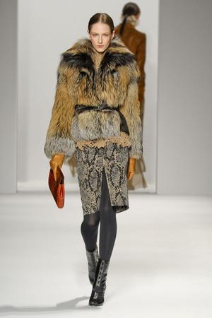 Показ Elie Tahari коллекции сезона Осень-зима 2011-2012 года prêt-à-porter - www.elle.ru - Подиум - фото 234843