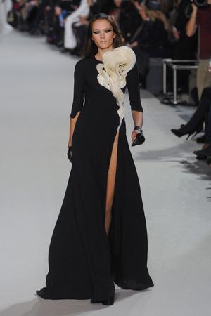 Показ Stephane Rolland коллекции сезона Весна-лето 2012 года Haute couture - www.elle.ru - Подиум - фото 331758