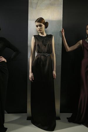 Показ Reem Acra коллекции сезона Осень-зима 2009-2010 года prêt-à-porter - www.elle.ru - Подиум - фото 91623