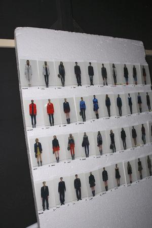 Показ CNC Costume National коллекции сезона Осень-зима 2009-2010 года prêt-à-porter - www.elle.ru - Подиум - фото 94850
