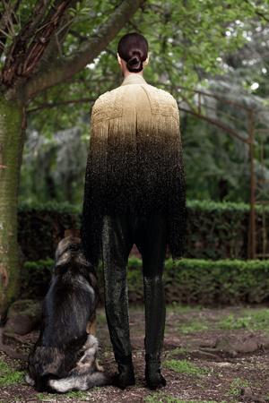 Показ Givenchy коллекции сезона Осень-зима 2012-2013 года Haute couture - www.elle.ru - Подиум - фото 404585