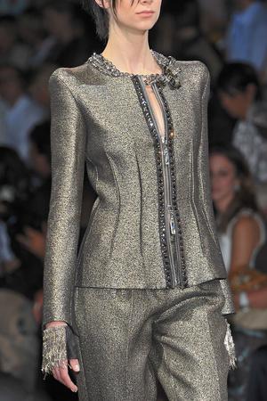 Показ Giorgio Armani Privé коллекции сезона Осень-зима 2009-2010 года haute couture - www.elle.ru - Подиум - фото 87690