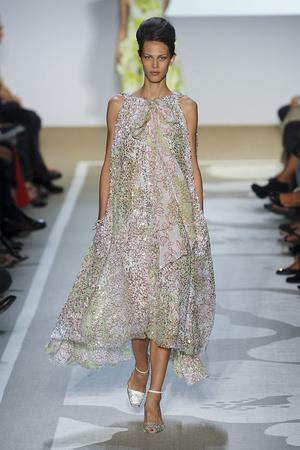 Показ Diane Von Furstenberg коллекции сезона Весна-лето 2012 года prêt-à-porter - www.elle.ru - Подиум - фото 293709