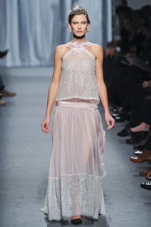 Показ  коллекции сезона Весна-лето 2011 года haute couture - www.elle.ru - Подиум - фото 215717