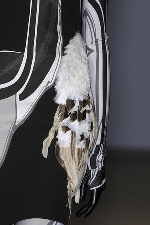 Показ Felipe Oliveira Baptista коллекции сезона Весна-лето 2009 года Haute couture - www.elle.ru - Подиум - фото 86652