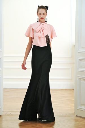 Показ Alexis Mabille коллекции сезона Осень-зима 2010-2011 года haute couture - www.elle.ru - Подиум - фото 167588