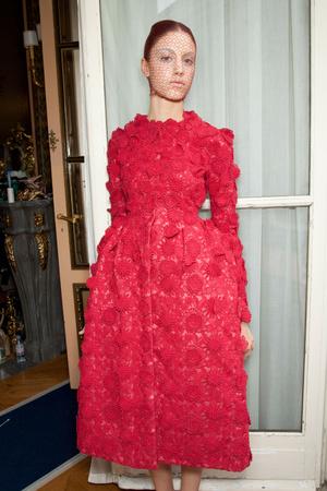 Показ Giambattista Valli коллекции сезона Осень-зима 2012-2013 года haute couture - www.elle.ru - Подиум - фото 403628
