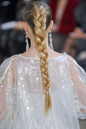 Показ Alexis Mabille коллекции сезона Весна-лето 2011 года Haute couture - www.elle.ru - Подиум - фото 215070