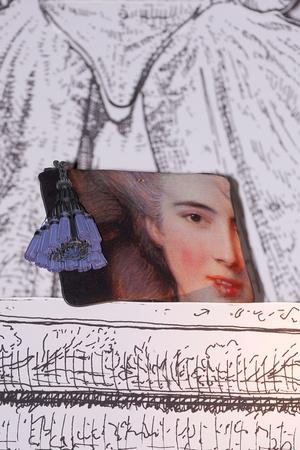 Показ Anya Hindmarch коллекции сезона Весна-лето 2013 года Prêt-à-porter - www.elle.ru - Подиум - фото 432256