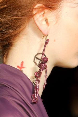 Показ Vivienne Westwood Red Label коллекции сезона Осень-зима 2012-2013 года Prêt-à-porter - www.elle.ru - Подиум - фото 357760