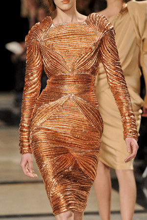 Показ Stephane Rolland коллекции сезона Весна-лето 2011 года Haute couture - www.elle.ru - Подиум - фото 216548
