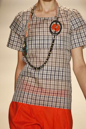 Показ Lela Rose коллекции сезона Весна-лето 2009 года prêt-à-porter - www.elle.ru - Подиум - фото 73492