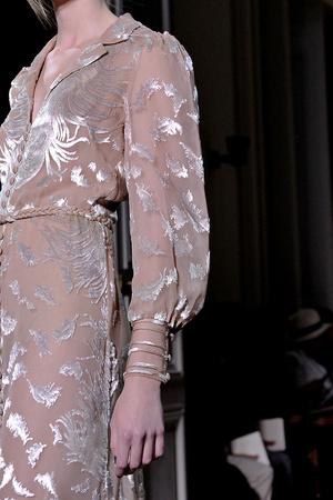 Показ Valentino коллекции сезона Осень-зима 2011-2012 года haute couture - www.elle.ru - Подиум - фото 279178