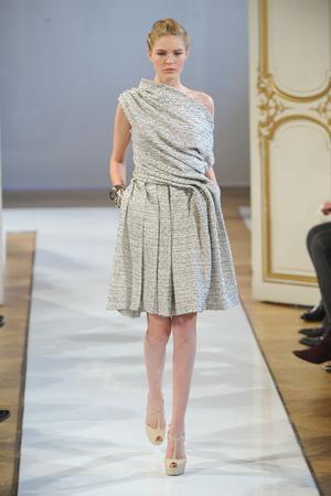 Показ Christophe Josse коллекции сезона Весна-лето 2012 года haute couture - www.elle.ru - Подиум - фото 330184