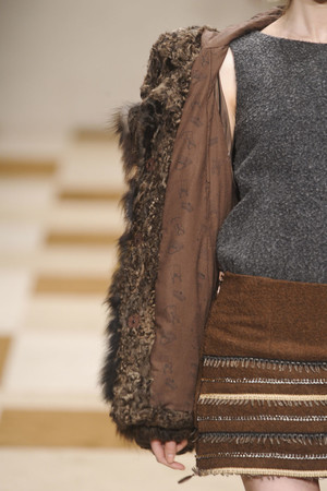 Показ Kristina Ti коллекции сезона Осень-зима 2012-2013 года prêt-à-porter - www.elle.ru - Подиум - фото 361431