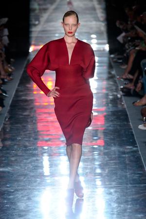 Показ Alexander Vauthier коллекции сезона Осень-зима 2011-2012 года haute couture - www.elle.ru - Подиум - фото 278110