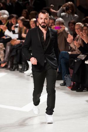 Показ Julien Fournie коллекции сезона Весна-лето 2013 года haute couture - www.elle.ru - Подиум - фото 479513