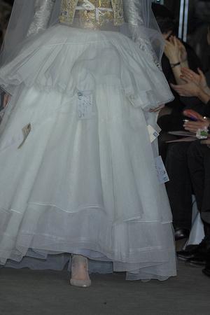 Показ Christian Lacroix коллекции сезона Весна-лето 2009 года haute couture - www.elle.ru - Подиум - фото 86474