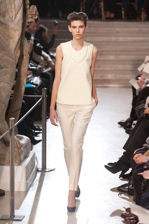 Показ Bouchra Jarrar коллекции сезона Весна-лето 2013 года Haute couture - www.elle.ru - Подиум - фото 479543