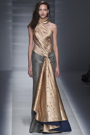 Показ Vionnet коллекции сезона Осень-зима 2014-2015 года Haute couture - www.elle.ru - Подиум - фото 585239