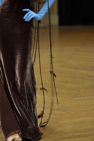 Показ Alexis Mabille коллекции сезона Осень-зима 2011-2012 года Haute couture - www.elle.ru - Подиум - фото 277443