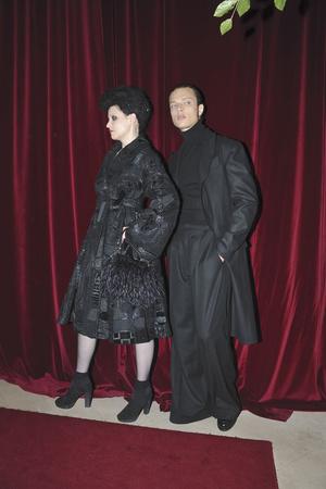 Показ Franc Sorbier коллекции сезона Осень-зима 2009-2010 года haute couture - www.elle.ru - Подиум - фото 87612