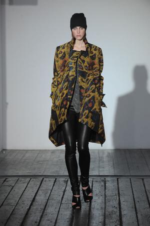 Показ Zero + Maria Cornejo коллекции сезона Осень-зима 2010-2011 года prêt-à-porter - www.elle.ru - Подиум - фото 144885