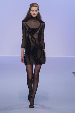 Показ Christophe Josse коллекции сезона Осень-зима 2010-2011 года Haute couture - www.elle.ru - Подиум - фото 167182