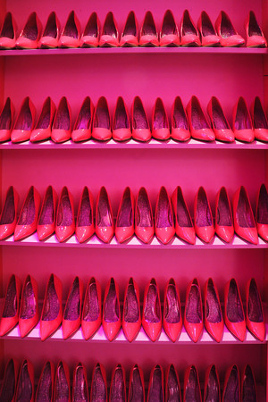 Показ Barbie коллекции сезона Осень-зима 2012-2013 года prêt-à-porter - www.elle.ru - Подиум - фото 346178
