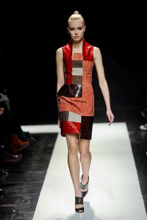 Показ Maxime Simoens коллекции сезона Весна-лето 2012 года Haute couture - www.elle.ru - Подиум - фото 333628