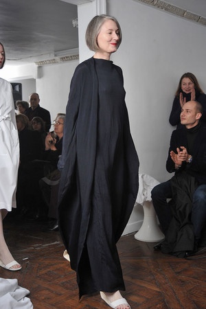 Показ Adeline Andre коллекции сезона Весна-лето 2009 года Haute couture - www.elle.ru - Подиум - фото 86154