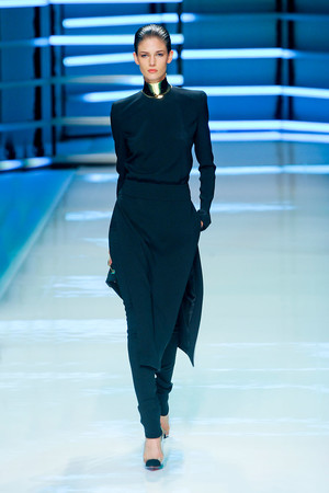 Показ Alexander Vauthier коллекции сезона Весна-лето 2012 года Haute couture - www.elle.ru - Подиум - фото 331894