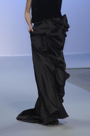 Показ Christophe Josse коллекции сезона Осень-зима 2010-2011 года Haute couture - www.elle.ru - Подиум - фото 167210