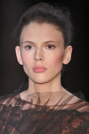 Показ Valentino коллекции сезона Осень-зима 2009-2010 года haute couture - www.elle.ru - Подиум - фото 88478