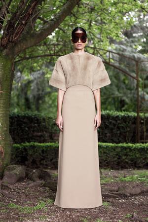 Показ Givenchy коллекции сезона Осень-зима 2012-2013 года haute couture - www.elle.ru - Подиум - фото 404596